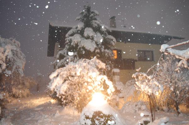 Winter in Südtirol-Ortguterhof