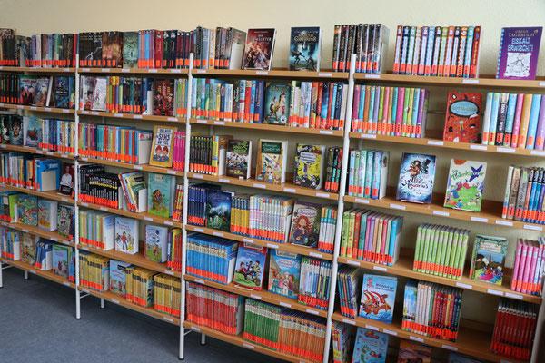 Kinderbücher (sortiert nach Alter und nach Serien)