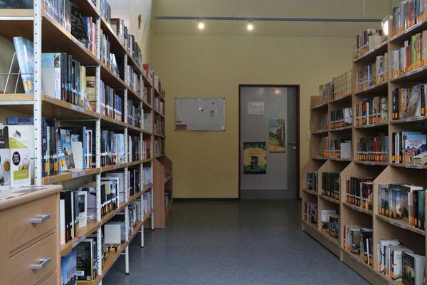 Romane und Jugendbücher