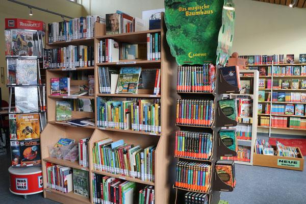 Was ist Was Ständer / Erwachsenen-Sachbücher / magisches Baumhaus Ständer und andere Kinderbücher