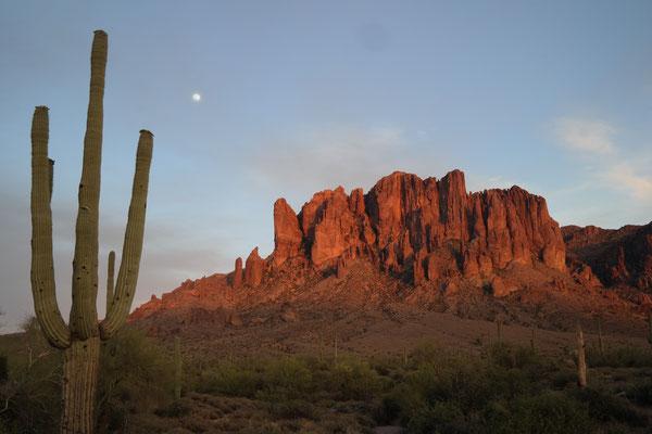 Lost Dutchman S.P. bei Tucson