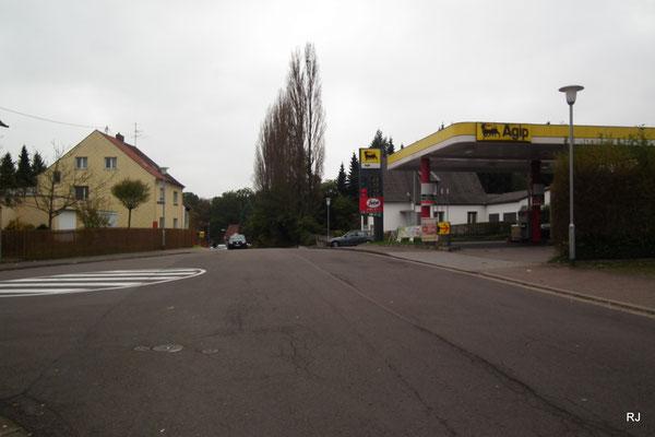 Agip Service Station, Dudweiler, Scheidter Str.  260