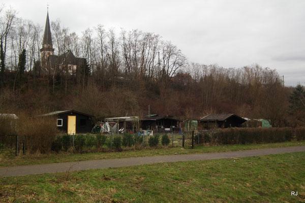 Kleingartenanlage Herrensohrer Wiesen