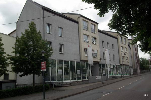 DRK-Sozialzentrum, Dudweiler, Theodor-Storm-Straße