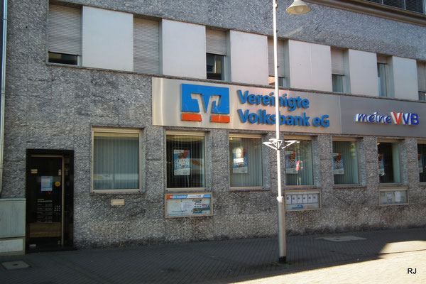 Vereinigte Volksbank, Dudweiler, Saarbrücker Str. 263