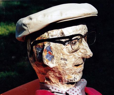 Vitus Hassenteufel, Dudweiler, Pappmaché-Unikate