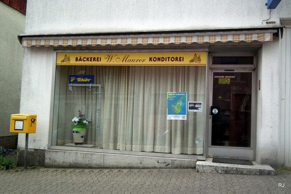 Bäckerei Maurer, Herrensohr, Jägerstraße