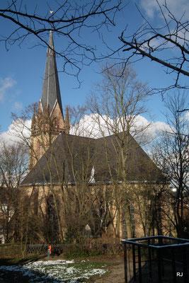 Ev. Christuskirche Dudweiler