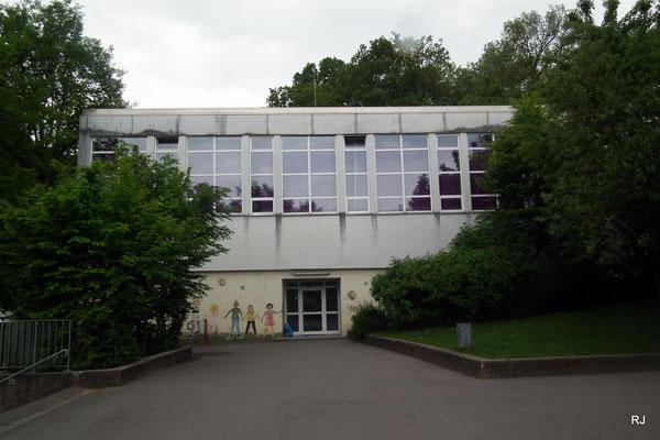 Sporthalle Grundschule Herrensohr