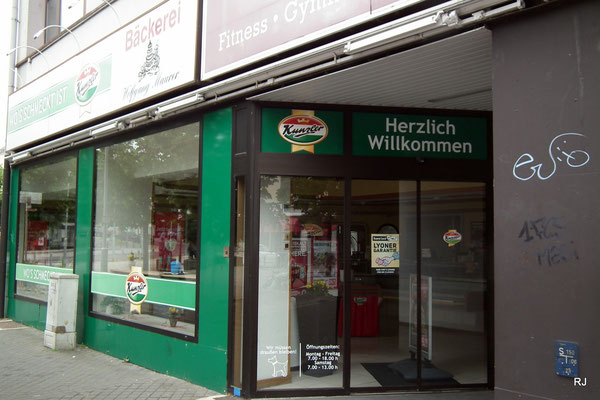 Kunzler Metzgerei, Dudweiler, Saarbrücker Straße 239