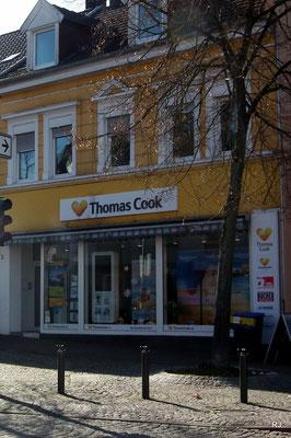 Reisebüro Thomas Cook, Dudweiler, Alter Stadtweg 2