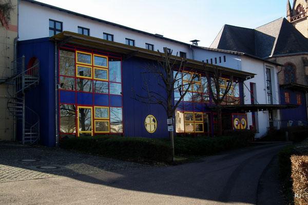 Ev. Kita, Oberlinhaus, Klosterstraße