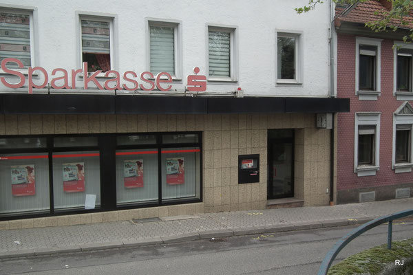 Sparkasse Saarbrücken, Jägersfreude, Weiherstr. 6