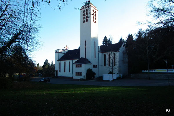 Kath. Kirche St. Marien, Herrensohr