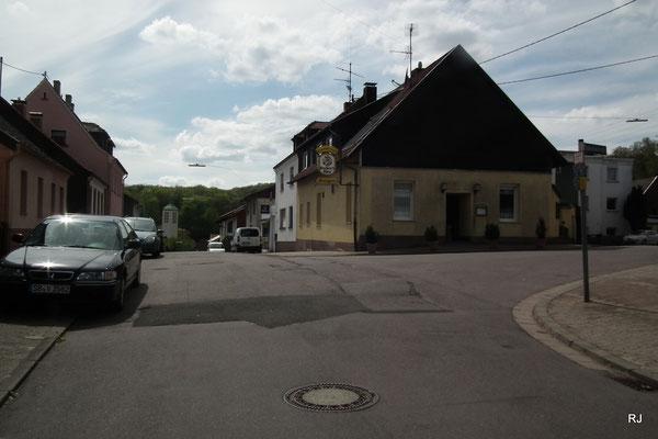 Jägerstraße Herrensohr Gasthaus Burger