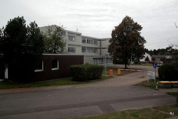 LPM, Dudweiler, ehemaliges Gymnasium, künftige internationale Schule
