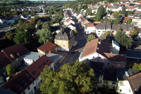 Dudweiler, Saarbrücker Straße