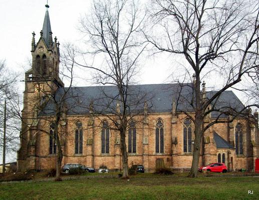 Kath. Kirche, St. Marien, DudweilerKirchenstraße