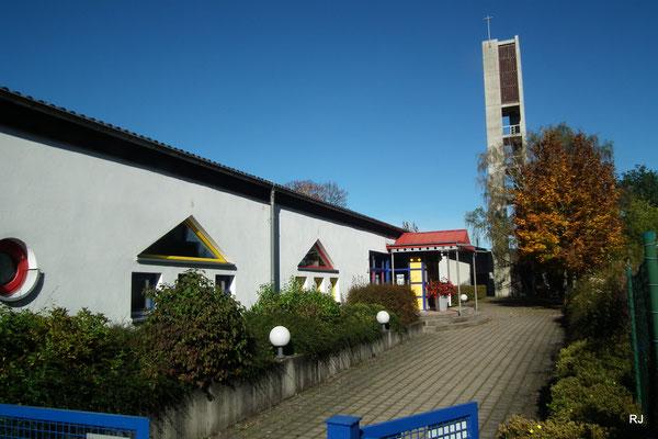 Ev. Kita, Dietrich-Bonhoeffer-Haus, Martin-Luther-Str. 9