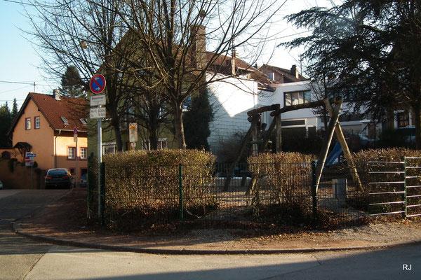 Spielplatz, Dudweiler, Büchelstraße