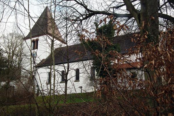 evangelische segenskirche, jaegersfreude