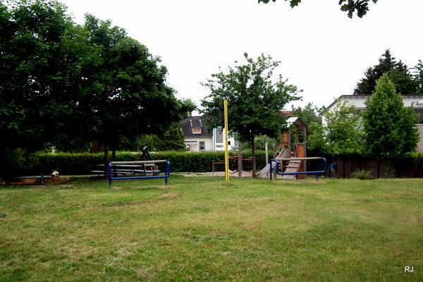 Spielplatz, Dudweiler, Schwester-Marie-Straße