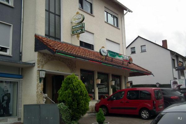Pizzeria Italia, Dudweiler, Liesbeth-Dill-Straße 9