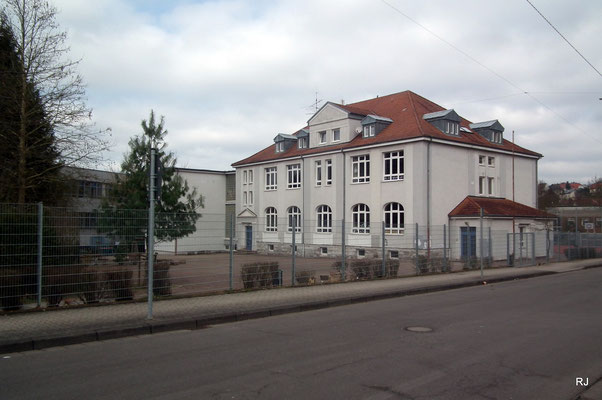 Gemeinschaftsschule Sulzbachtal, An der Mühlenschule 3 ,  Alter Teil frühere Mühlenschule