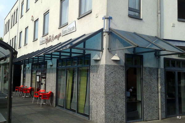 Café Courage, Am Dudoplatz, Dudweiler