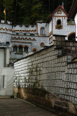Burg Schönewolf, Dudweiler Hofweg