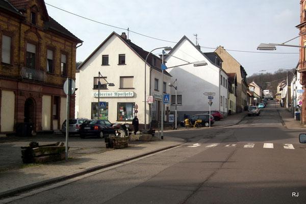 Herrensohr Marktstraße