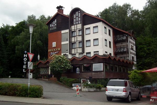 Hotel Seewald, Dudweiler, Beethovenstraße 68