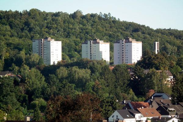 Hochhäuser Am Gehlenberg, Dudweiler