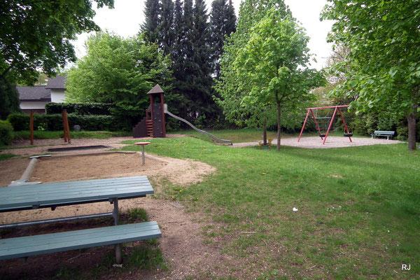 Spielplatz, Dudweiler, Bodelschwinghstraße