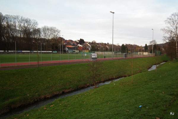 Sportplatz mit Tennisplätzen TUS Herrensohr