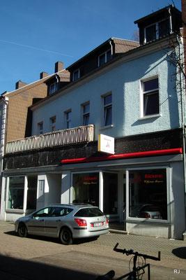 Bäckerei Maurer, Dudweiler, Saarbrücker Straße 252