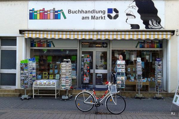 Buchhandlung Alban Sunde , Dudweiler, Saarbrücker Str. 260