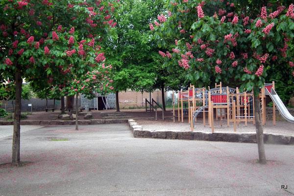Spielplatz, Dudweiler, An der Turmschule