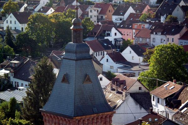 Rathausturm Dudweiler