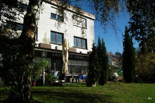 Gasthaus Hierl, Dudweiler, Im Birkenfeld 1
