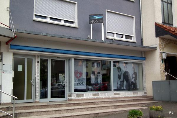 Friseur Björn Hary, Dudweiler, Liesbet-Dill-Straße