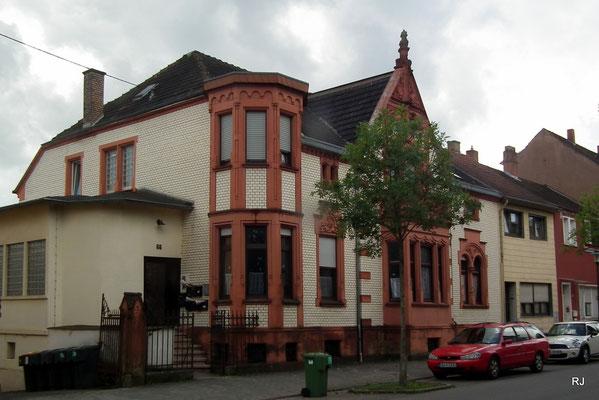 dudweiler, bahnhofstraße