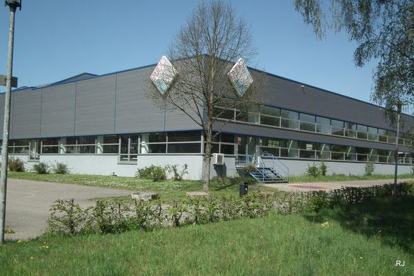 Hallenbad Dudweiler, St. Avolder Straße