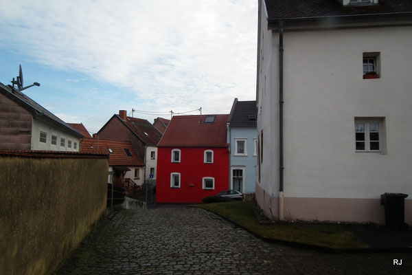 Dudweiler, Büchelstraße