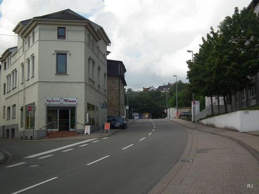 Dudweiler, Am Neuhauser Weg