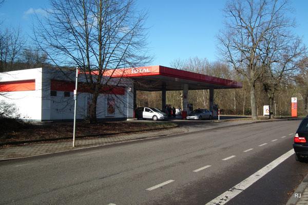 Total Tankstelle, Sulzbachtalstr. 19
