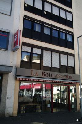 Boulangerie Bost, Dudweiler, Saarbrücker Straße 245