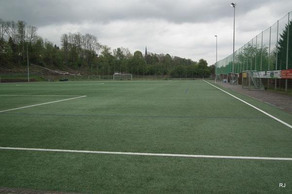 Sportplatz TUS Jägersfreude, Dudweiler, Wiesental