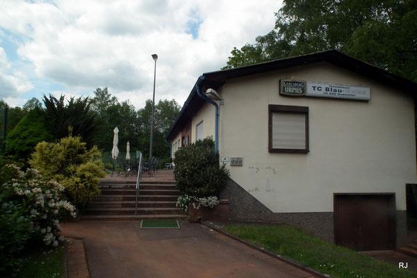 Tennisclub Blau-Weiß, Dudweiler, Am Gegenortschacht
