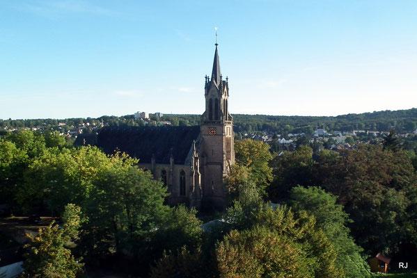 Dudweiler, Kath. Kirche St. Marien